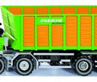 Joskin Cargo-track met laadwagen 1