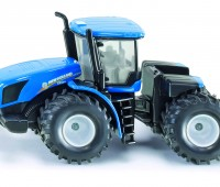 New Holland tractor met knikbesturing 1