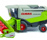 Claas Lexion 600 Combine 1