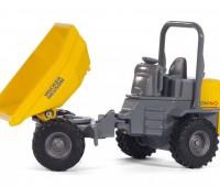 Wacker Neuson DW60 Dumper 2