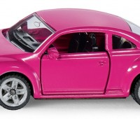 VW The Beetle pink 1