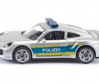 Porsche 911 Duitse politieauto 1