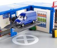 Autogarage met werkplaats 3