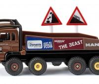 HS Schoch 8x8 MAN Truck Trial 1