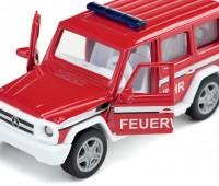 Duitse Mercedes-Benz AMG brandweerauto 2