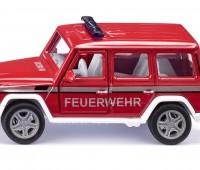 Duitse Mercedes-Benz AMG brandweerauto 1