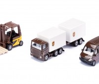 UPS Logistiek Set 1