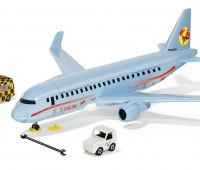 Vliegtuig met accessoires 1