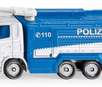 Waterkanon politiewagen 1