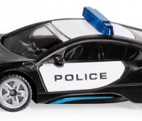 BMW i8 Police 1