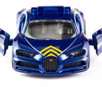 Bugatti Chiron Gendarmerie 3