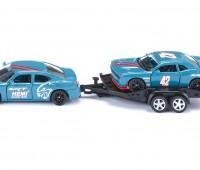 Dodge Charger met Dodge rally auto 1