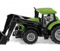 Deutz tractor met voorlader 1