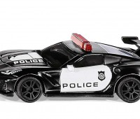 Chevrolet Corvette ZR1 Politie 1