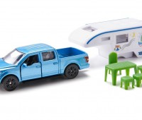 Ford F150 Pick-Up Camper 1