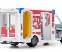 Ambulance MB Sprinter Miesen Type C 3