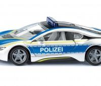 BMW i8 Politzei 1