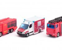 Set van 3 hulpdiensten 1