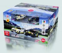 Complete Siku Racing GT Challenge starterset 1