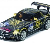 Mercedes-Benz SLS AMG GT3 raceauto 1
