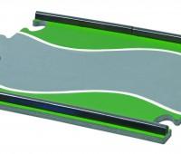 Speciale Siku racebaan matten 2