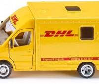 DHL postwagen 1