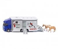 Mercedes-Benz paardentransporter 1
