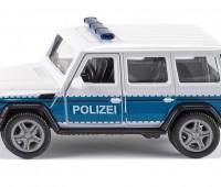 Duitse Mercedes AMG politieauto  1