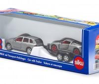 Porsche Cayenne en Porsche GT  2