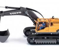 Volvo hydraulische graafmachine  1