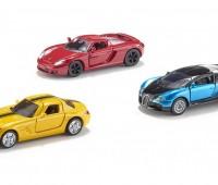 Set van 3 sportwagens  1