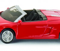 Audi R8 Spyder sportauto 1