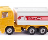 Geel/witte tankwagen  1