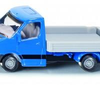 Transporter met laadbak 1