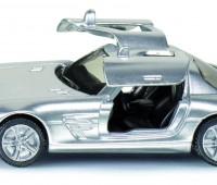 Mercedes-Benz SLS AMG Coupe sportauto 1