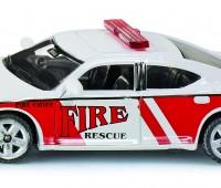 Commandowagen Amerikaanse brandweer 1