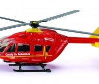 Helicopter ambulance 1