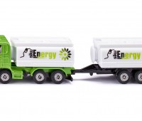 Siku Energy tankwagen met aanhanger 1
