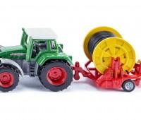 Fendt Favorit 926 tractor met haspel 1