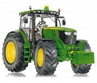 John Deere 6210R tractor 1
