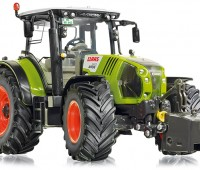 Claas Arion 640 tractor 1