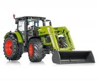 Claas Arion 650 tractor met voorlader 1