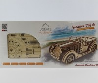 Roadster VM-01 modelbouw 3
