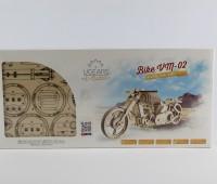 Bike VM-02 modelbouw 3