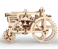 Tractor modelbouw 1