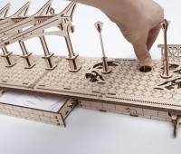 Treinstation modelbouw  2