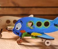 U-kids Vliegtuig 1