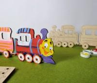 U-kids Locomotief 1