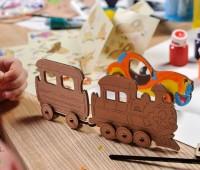 U-kids Locomotief 2