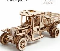 Truck UGM 11 modelbouw 2